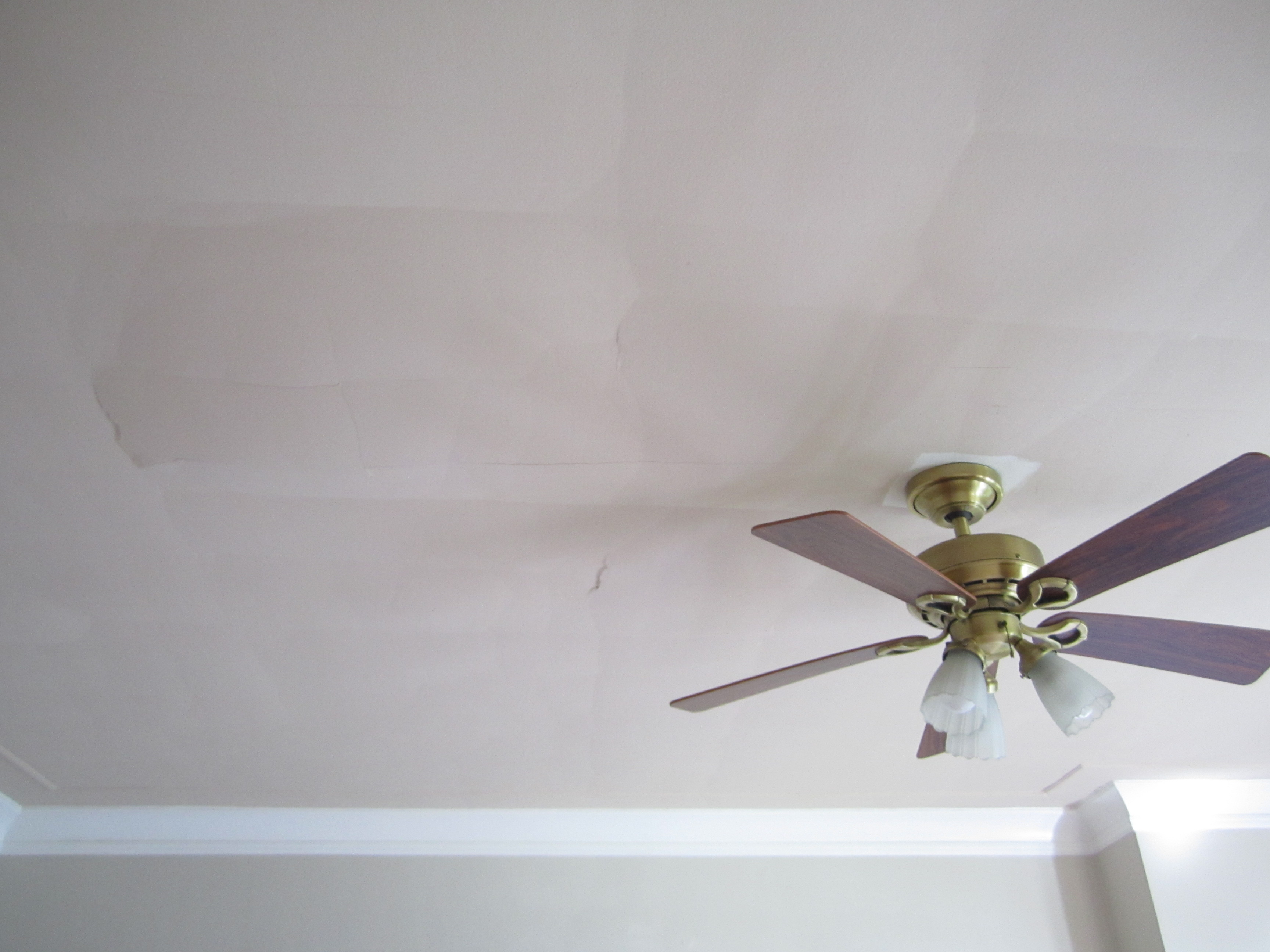 I Cringe Every Time Look At Those Picturesbut No More Because The Ceiling Now Looks Like This